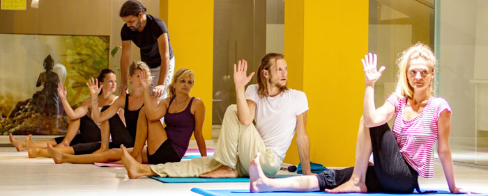 300 Hour Yoga teacher Training at Anant Yoga School